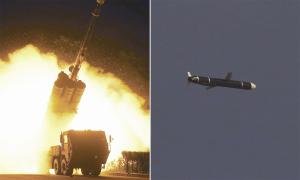 Thông điệp răn đe từ tên lửa hành trình Triều Tiên