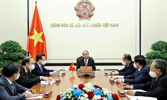 Chủ tịch nước Nguyễn Xuân Phúc sắp thăm Cuba