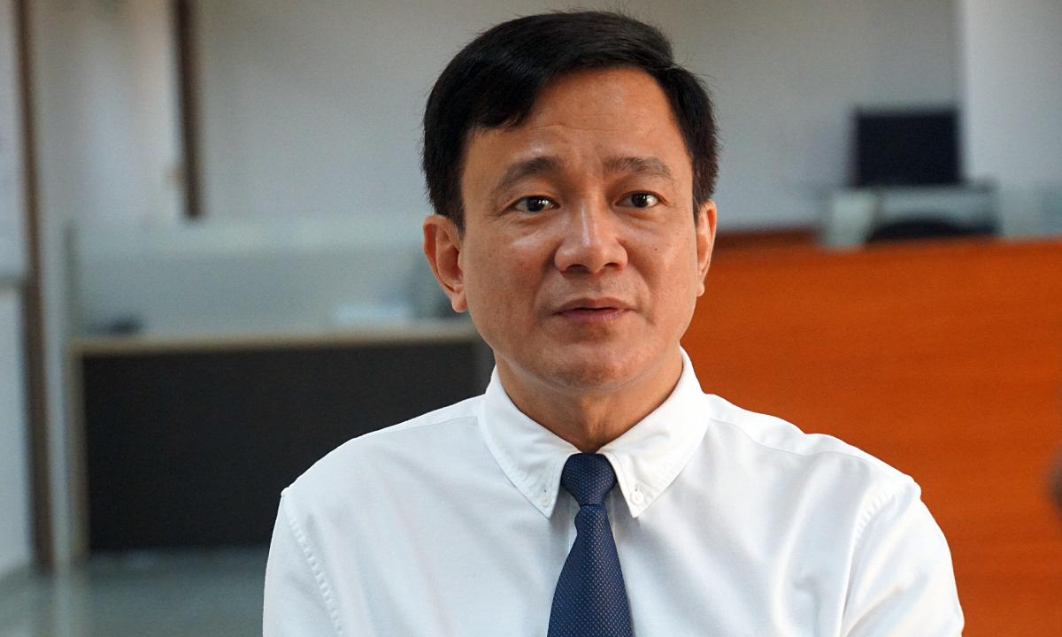 Ông Lê Vinh Danh về Đại học Văn Lang