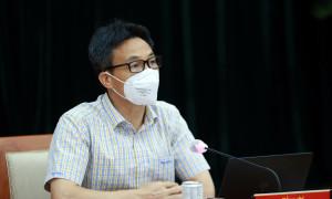 'TP HCM cần vẽ lại bản đồ chống dịch đến từng khu phố'