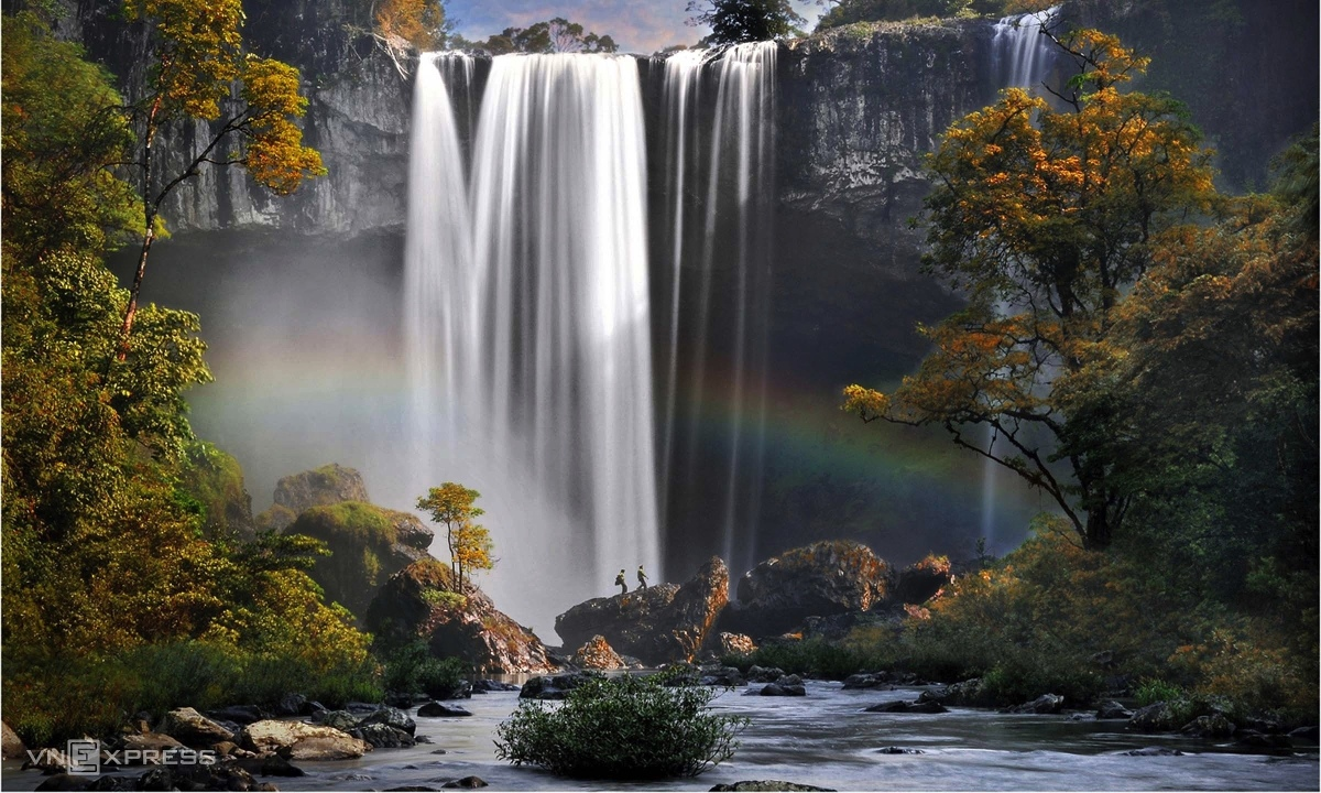 Khu dự trữ sinh quyển thế giới ở Tây Nguyên