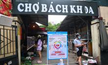 Quận trung tâm Hà Nội muốn khôi phục sản xuất, kinh doanh từ 1/10