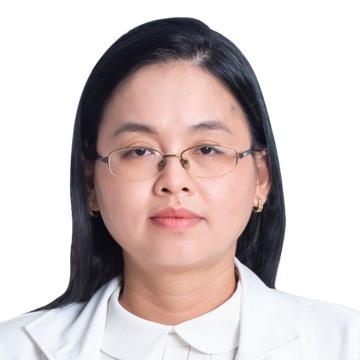 ThS.BS Giang Huỳnh Như