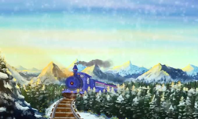 Sự ra đời của tàu hỏa chở khách đầu tiên trên thế giới