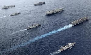 Mỹ, EU tăng hiện diện ở Ấn Độ Dương - Thái Bình Dương