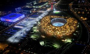 Cách Trung Quốc khai thác sân vận động Tổ chim