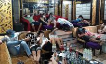 Hơn 50 người tụ tập dùng ma tuý trong quán karaoke