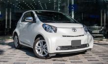 Toyota iQ 2013 - xe tí hon 8 năm tuổi rao giá 1,3 tỷ đồng