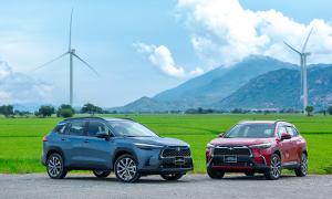 Việt Nam mỗi tháng nhập khẩu khoảng 9.000 ôtô con