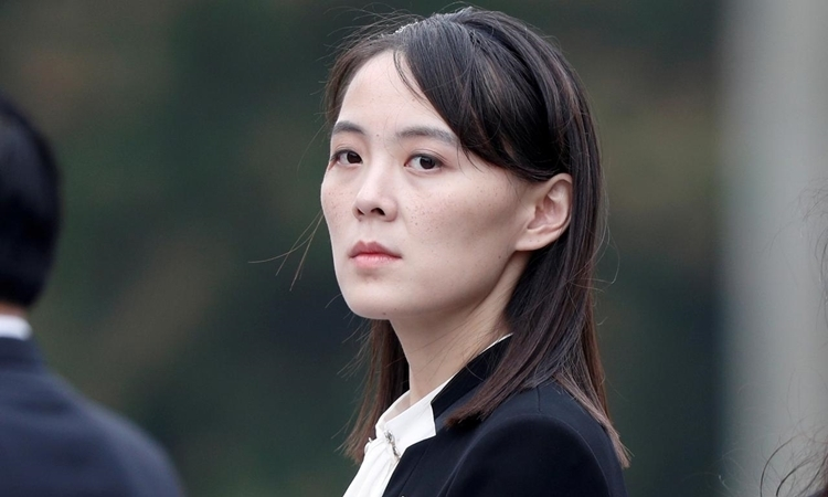 Em gái Kim Jong-un yêu cầu Hàn Quốc bỏ 'chính sách thù địch'