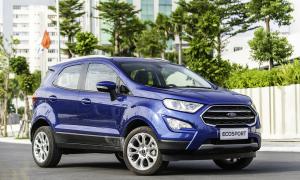 Triệu hồi 315 xe Ford EcoSport tại Việt Nam