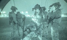 Đặc nhiệm Mỹ diễn tập đột kích căn cứ Triều Tiên