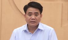 Ông Nguyễn Đức Chung bị truy tố trong vụ mua chế phẩm Redoxy-3C
