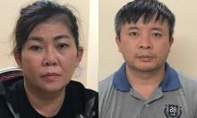 Hai người 'lừa doanh nghiệp Mỹ' bị bắt