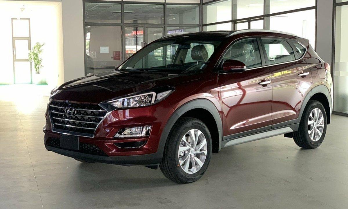 Hyundai Tucson giảm giá cao nhất 75 triệu đồng