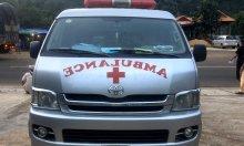 Tài xế xe cấp cứu bị nghi vi phạm phòng chống Covid-19