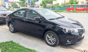 Toyota Altis 2015 giá 575 triệu nên mua?