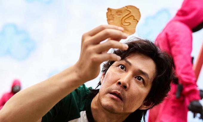 'Squid Game' khiến lượng người học tiếng Hàn tăng vọt