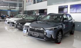 Thị trường ôtô phục hồi sau 5 tháng giảm liên tiếp