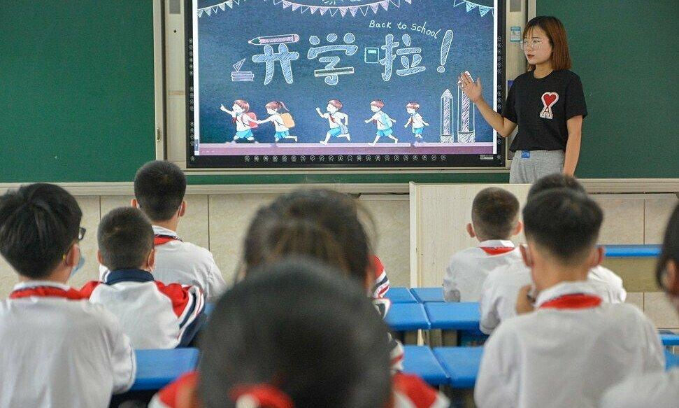 Tiến sĩ Trung Quốc đổ xô xin việc ở trường trung học