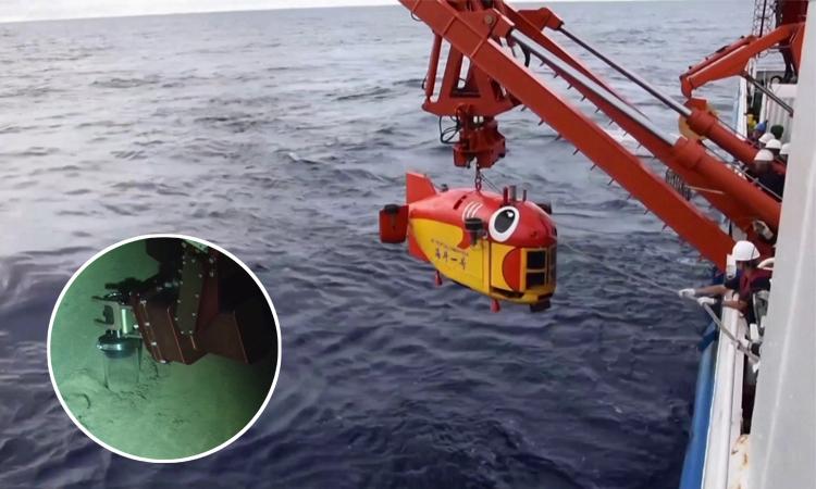 Tàu lặn biển sâu của Trung Quốc liên tiếp lập kỷ lục