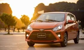 Những điểm hút khách nữ của Toyota Wigo