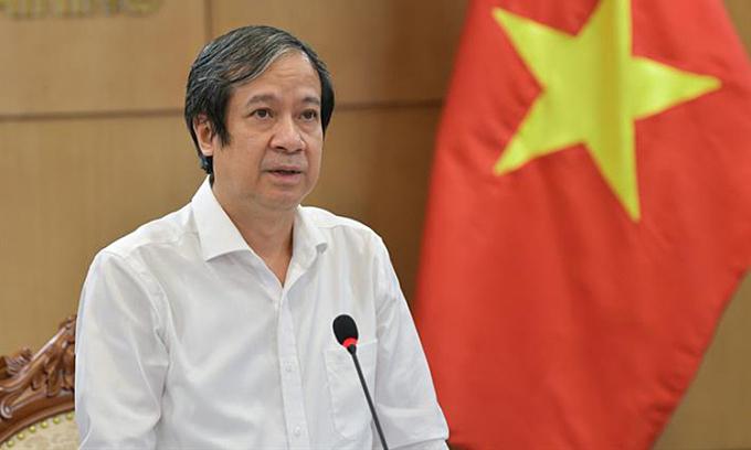 Bộ trưởng Giáo dục đề nghị Hà Nội tính toán mở cửa trường ngoại thành