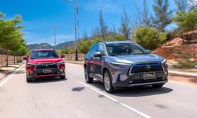 Thứ hạng doanh số các hãng ôtô tại Việt Nam
