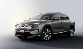 VinFast sắp ra mắt hai ôtô điện tại triển lãm Mỹ