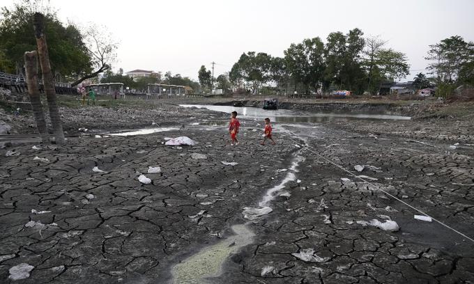 Ba yếu tố đe dọa tài nguyên nước vùng Tây Nam Bộ