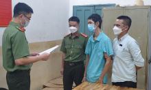 Bị bắt với cáo buộc 'tham gia tổ chức phản động'