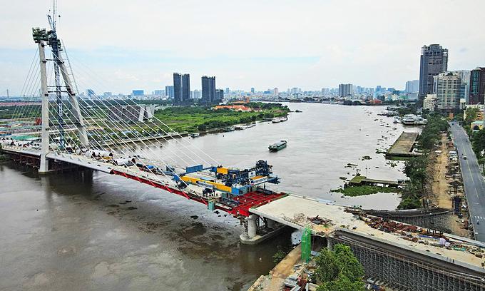 TP HCM đẩy nhanh các dự án giao thông trọng điểm