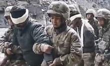 Xuất hiện video Trung Quốc áp giải lính Ấn Độ