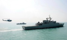Iran đuổi hải tặc tấn công tàu dầu