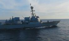 Nga tuyên bố điều tàu xua đuổi chiến hạm Mỹ