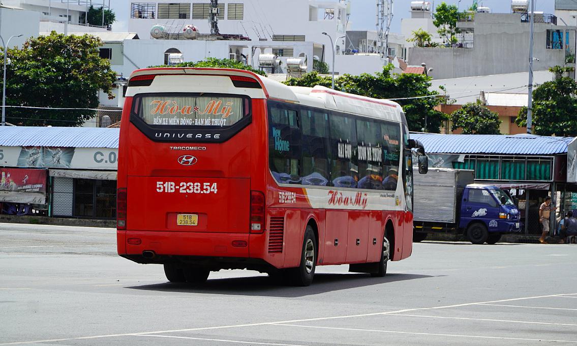 TP HCM siết chặt kiểm soát xe khách liên tỉnh