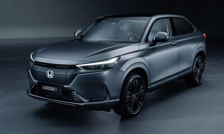 e:N Series – tương lai ôtô điện của Honda