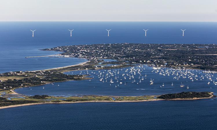 Mỹ sắp lắp đặt 7 trang trại điện gió lớn ngoài khơi