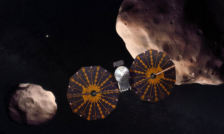 NASA phóng tàu nghiên cứu số lượng tiểu hành tinh kỷ lục