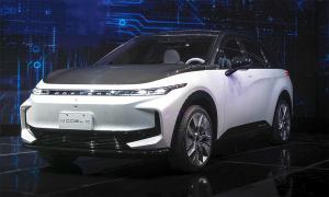 Foxconn ra mắt ba nguyên mẫu ôtô điện