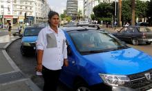 Nữ tài xế taxi duy nhất ở một thủ đô Hồi giáo