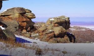 Kỳ quan Thành phố đá trên cao nguyên Tân Cương