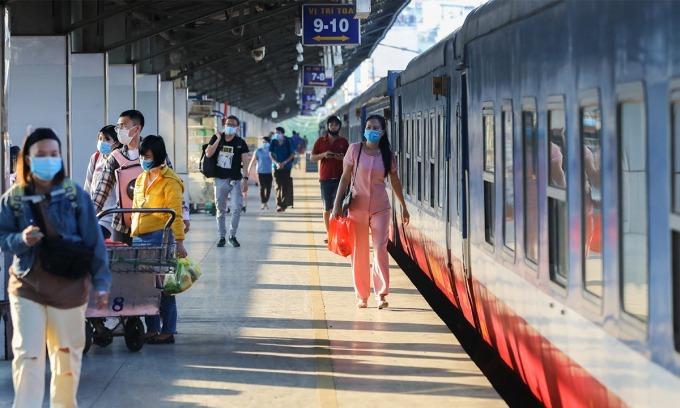 Quy hoạch 9 tuyến đường sắt mới đến năm 2030