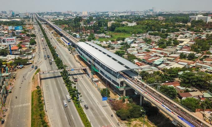 Giải pháp phát triển 10 khu đô thị dọc Metro Số 1