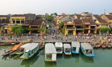 Quảng Nam đón du khách cuối tháng 10