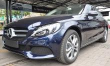 Định giá Mercedes C200 2017?