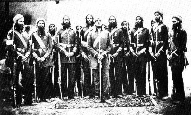 21 lính Ấn Độ từng tử thủ trước 10.000 quân địch