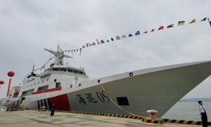 Trung Quốc có thể đưa tàu hải tuần lớn nhất đến Biển Đông