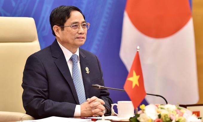 Thủ tướng đề nghị ASEAN - Nhật tăng năng lực ứng phó y tế khẩn cấp