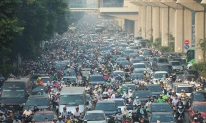 Chuyên gia: Đề án thu phí xe vào nội đô thiếu tính khả thi